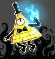 Bill Cipher by 0rcinus
