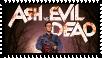 Ash Vs Evil Dead Stamp by Lady-Valentine-Art83
