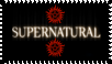 Supernatural Stamp by Lady-Valentine-Art83