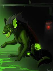 Nuclear Woof by Kravuus