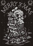 merry x'mas by hollyscream
