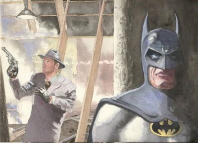 batman by chrisdealpainter