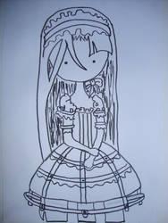 Doll Outline