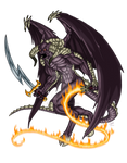 Balor Demon recolor