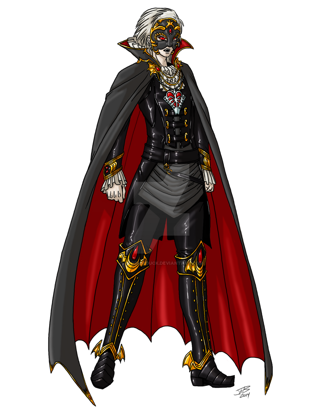 Cultus Sangineus Masked by ProdigyDuck