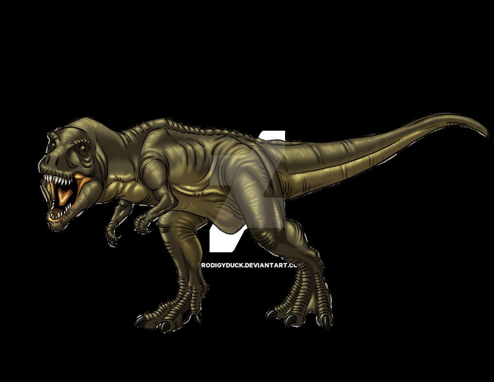 Tyrannosaurus Rex by ProdigyDuck