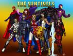 Super Powered Legends: The Sentinels