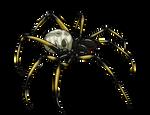 Drawlloween2015: Spider