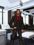 Super Powered Legends: Xander Drake