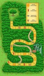 Wonderland Game Map