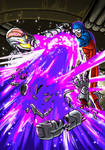 Aaron Allston's Strike Force:Plasma Ranger Blast