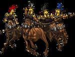 Centaur Warband