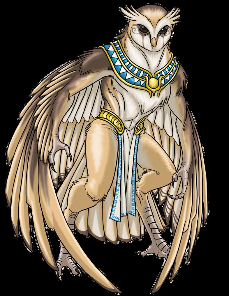 Owl Agathion By Prodigyduck On Deviantart