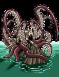 Cave Fisher Squid