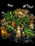 Daemon, Leukodaemon