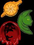 Bloodspace Holy Symbols