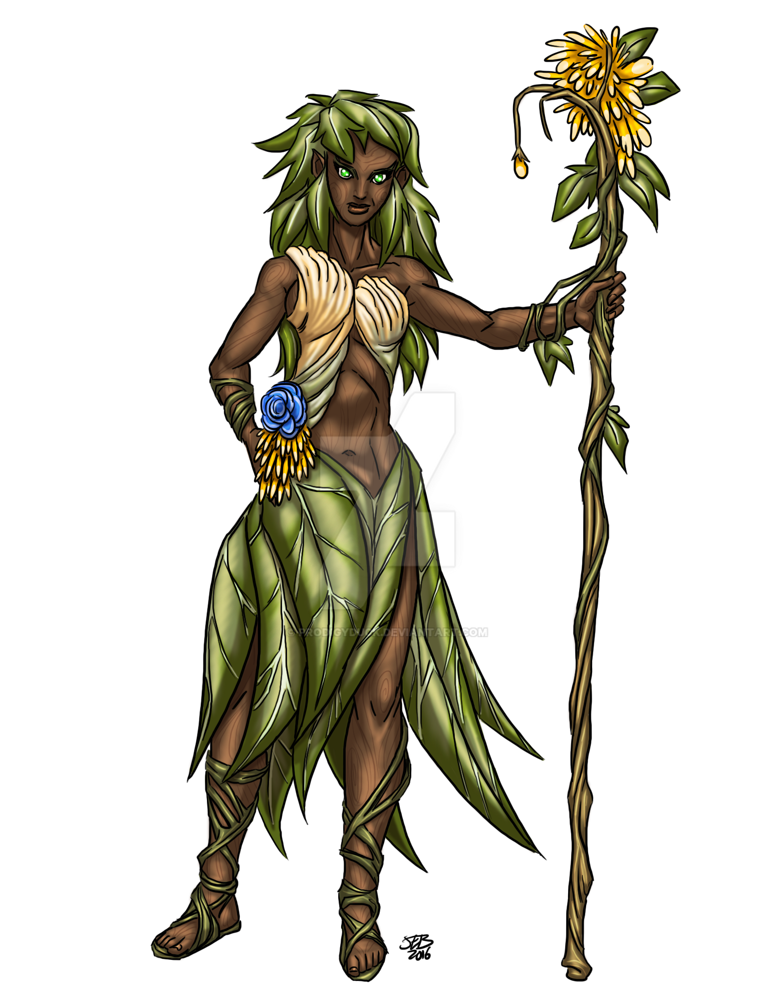 Dryad, Revered by ProdigyDuck