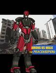 SPL: Peacekeeper Cover