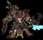 Glabrezu CyberDemon Lord