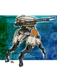 Sentry Robot Cover