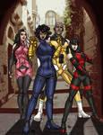 SPL: Kaftar Assassins Cover