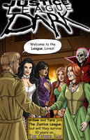 Justice League Dark: The Other Side by ProdigyDuck