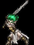 Leeta: Gnome Warrior