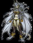 Dark Sister Revi (Medusa Were-Gargoyle)