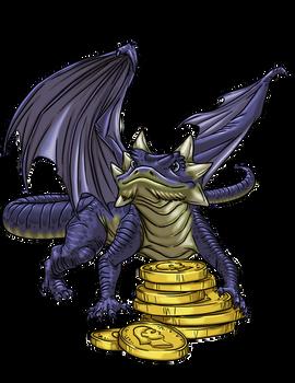 Coin Dragon