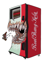 Mimic Soda Machine