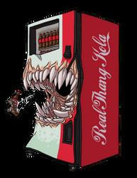 Mimic Soda Machine