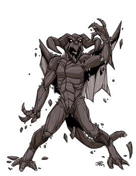 Brittle Gargoyle