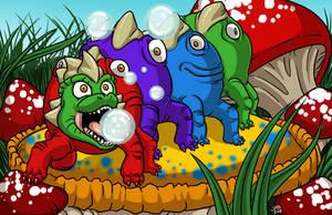 Wonderland: Dragonpillar