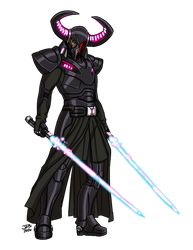Cybernetic Dark Lord