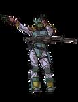 Bugbear Ghost Sniper