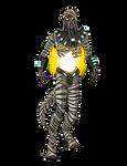 Mummy Starfinder