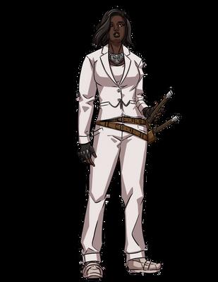 Inktober 2021 Day 2: Suit