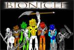 Bionicle, Toa Nuva