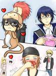 Monkey Fushimi