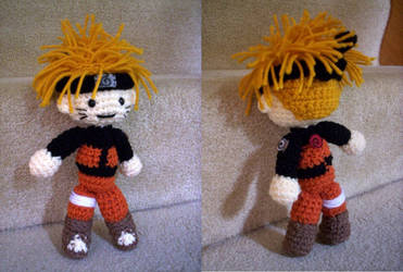 naruto | Crochet dolls, Geek crafts, Nerd crafts | 250x371