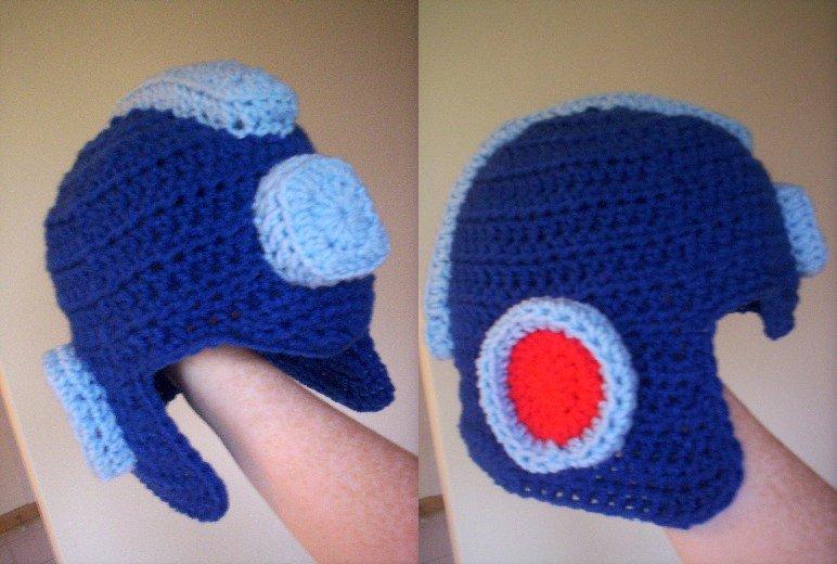 a6e3fd992ec Mega Man helmet by BunnieBard on DeviantArt