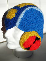MegaMan.EXE hat by BunnieBard