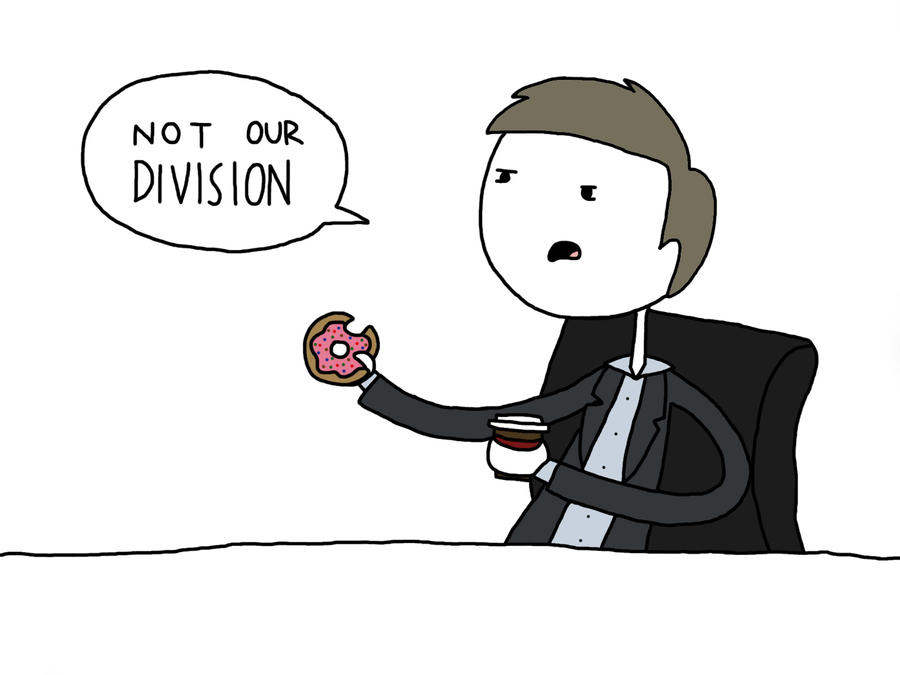 Not Our Division by EGLemming