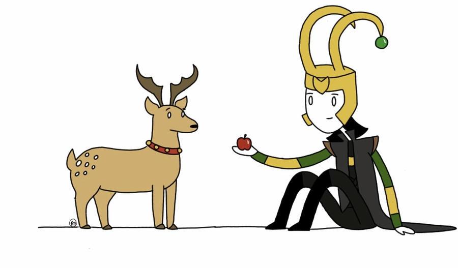 reindeer games by EGLemming