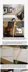 DIY: Photo mat's by daintyish