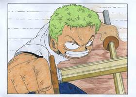 Zoro Child by ZeroBR