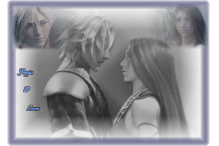 Final Fantasy Lenne And Shuyin Shuyin and Lenne by Mo...
