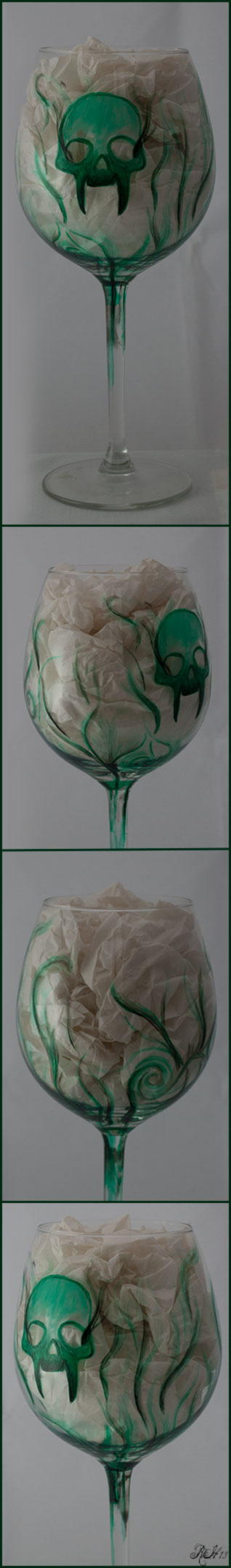 Deadly glass by KittenCeleste