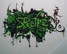 Graffiti by terryshinigami
