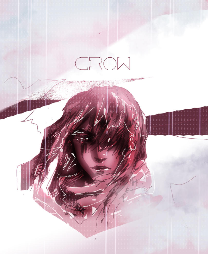 crow2 by aztec58